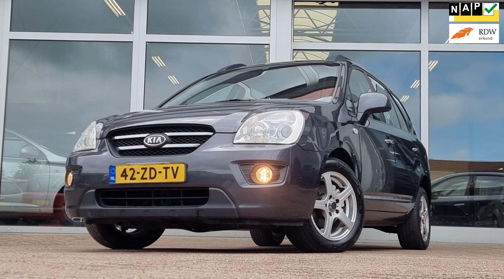 Kia Carens occasion - van den Boog Automotive