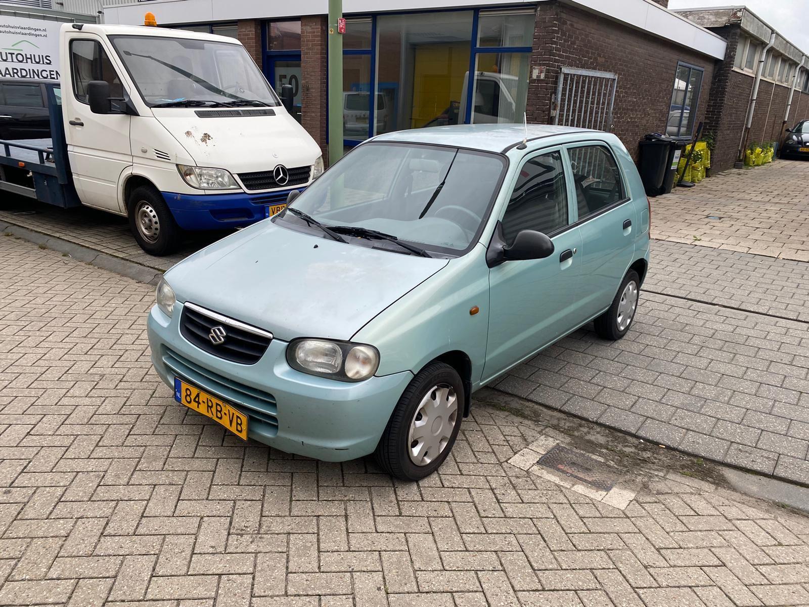 Suzuki Alto occasion - Kose Auto's