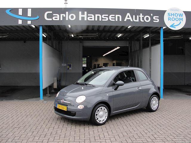 Fiat 500 occasion - Autobedrijf Carlo Hansen