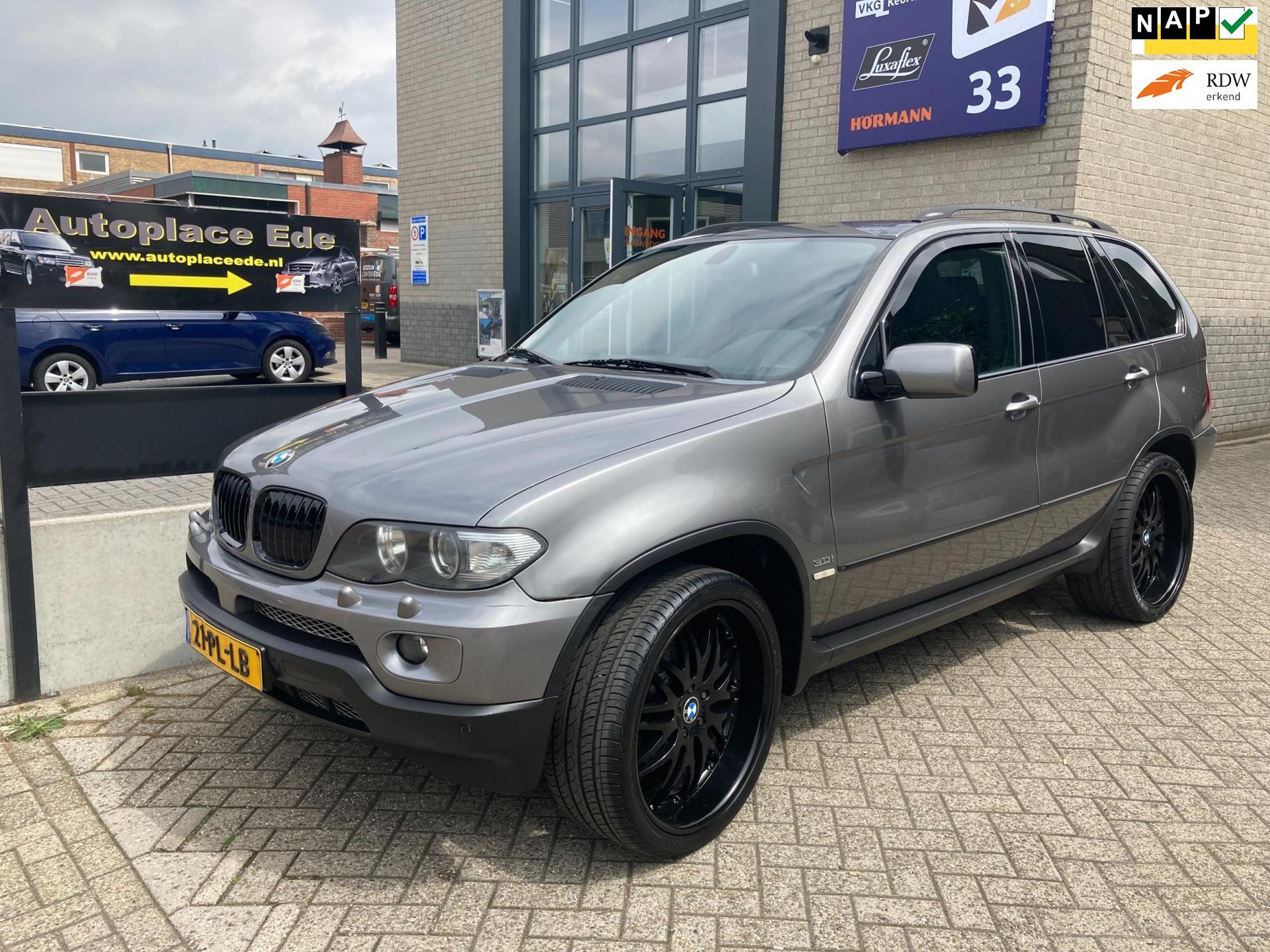 BMW X5 occasion - autoplaceede