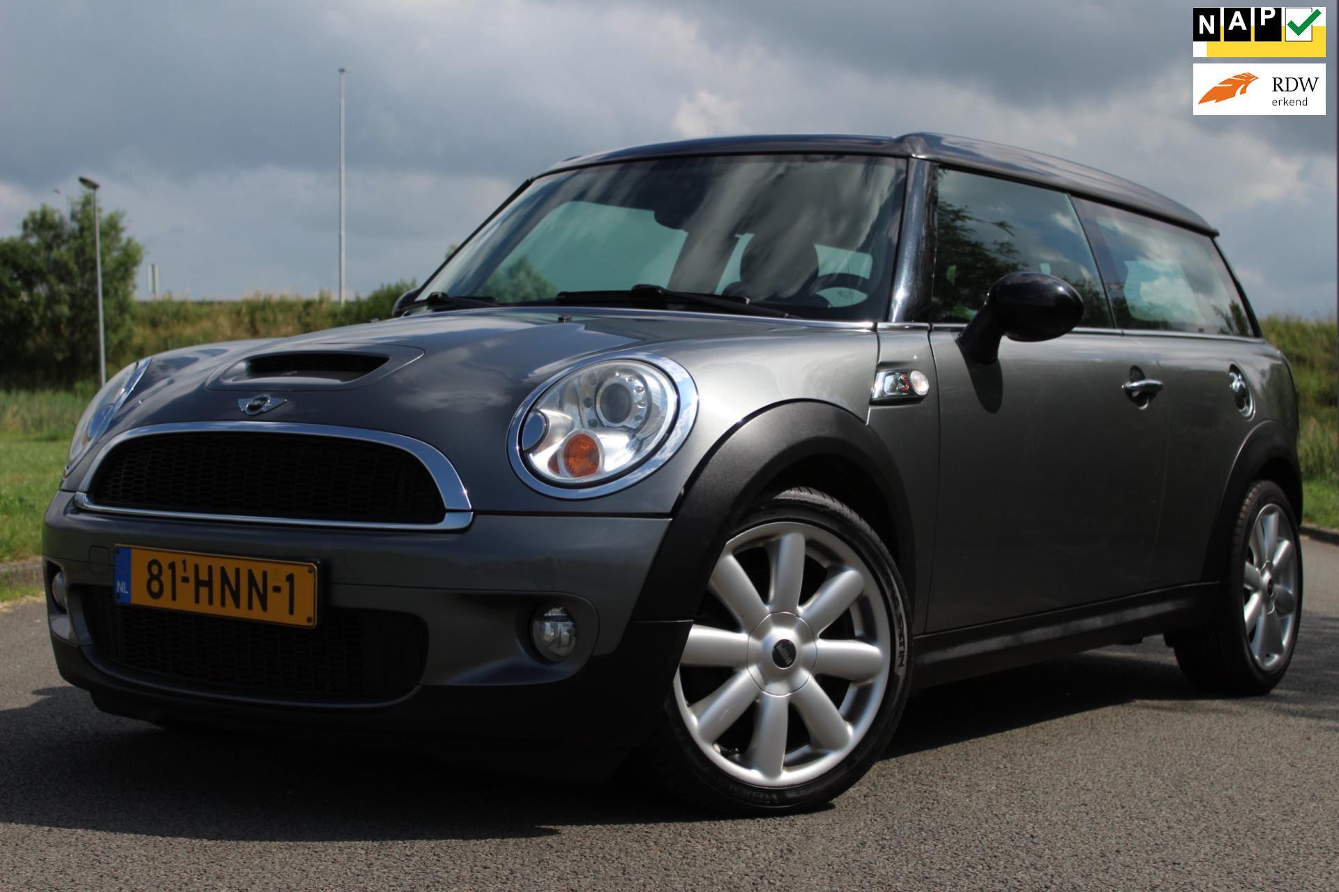 Mini Mini Clubman occasion - Autobedrijf Simmeren & Veenstra