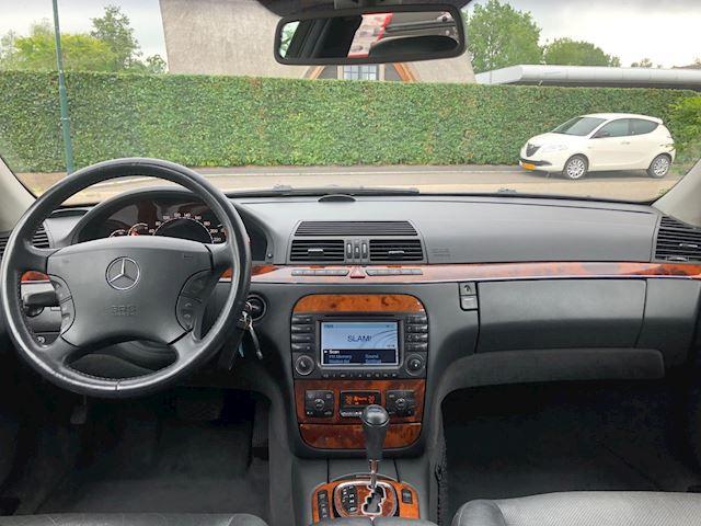 Mercedes-Benz S-klasse 320 CDI navi / leder / apk 10-07-2022