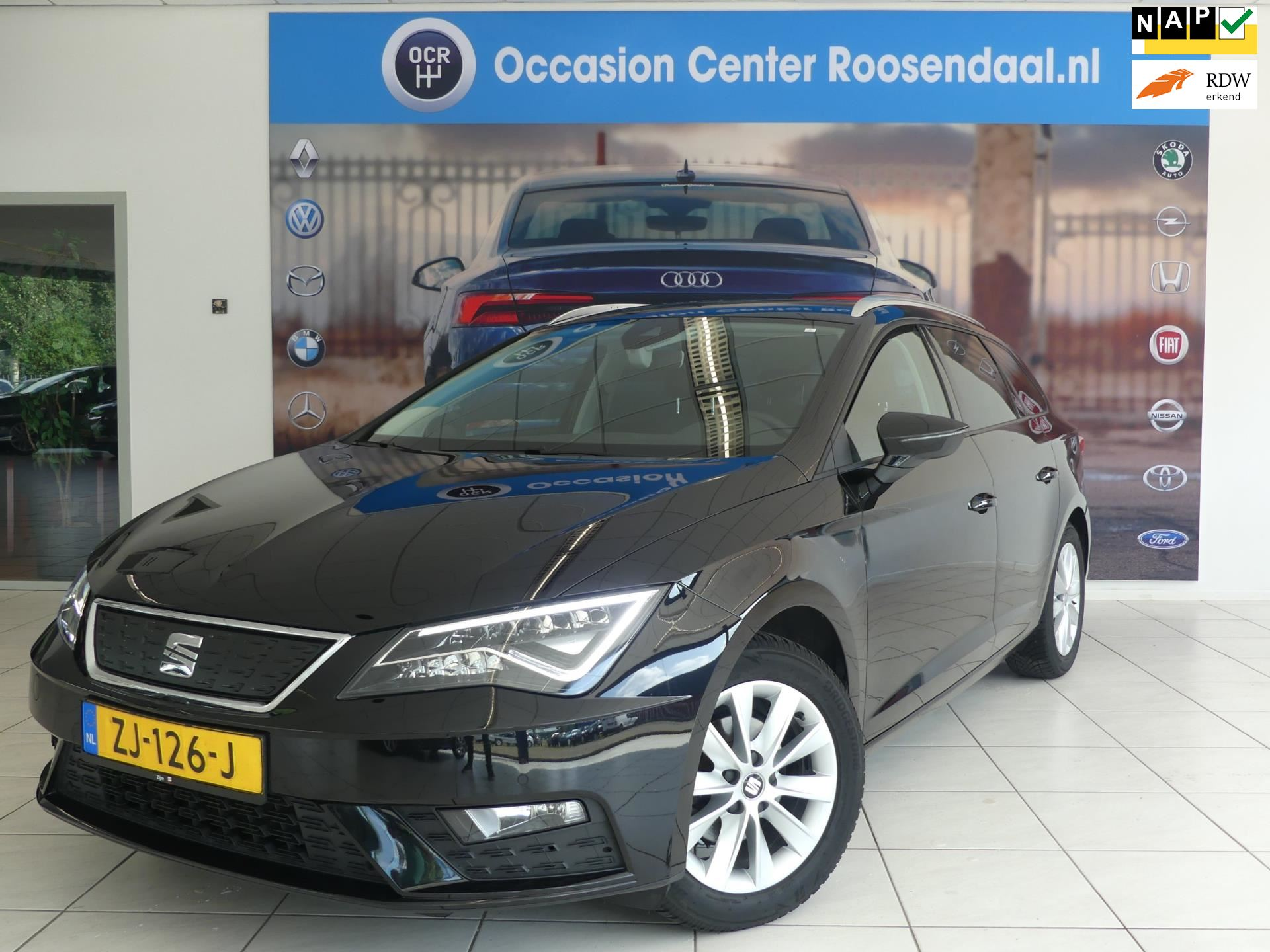 Seat Leon ST occasion - Occasion Center Roosendaal