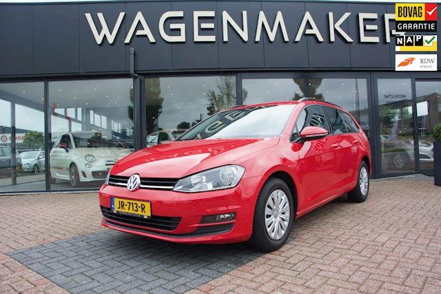 Volkswagen Golf Variant occasion - Wagenmaker Auto's