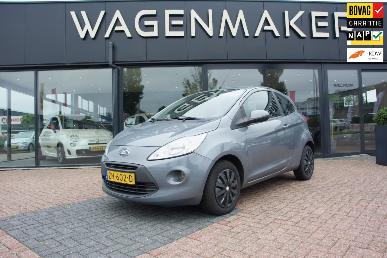 Ford Ka occasion - Wagenmaker Auto's