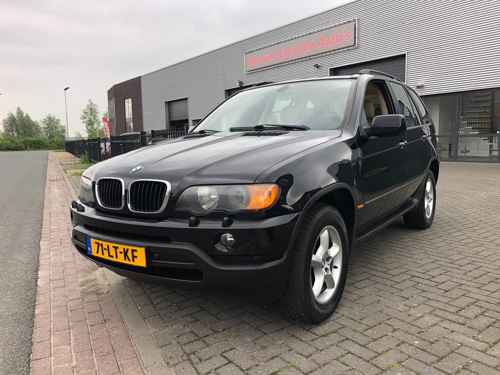 BMW X5 occasion - Bart van Lavieren Auto's