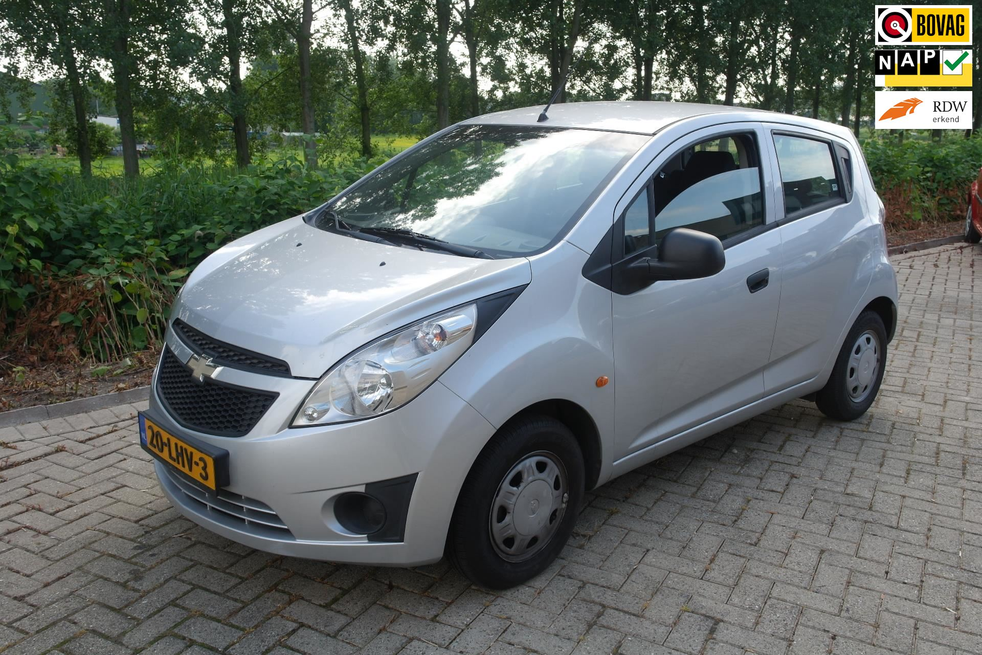 Chevrolet Spark occasion - Wolters Autohandel