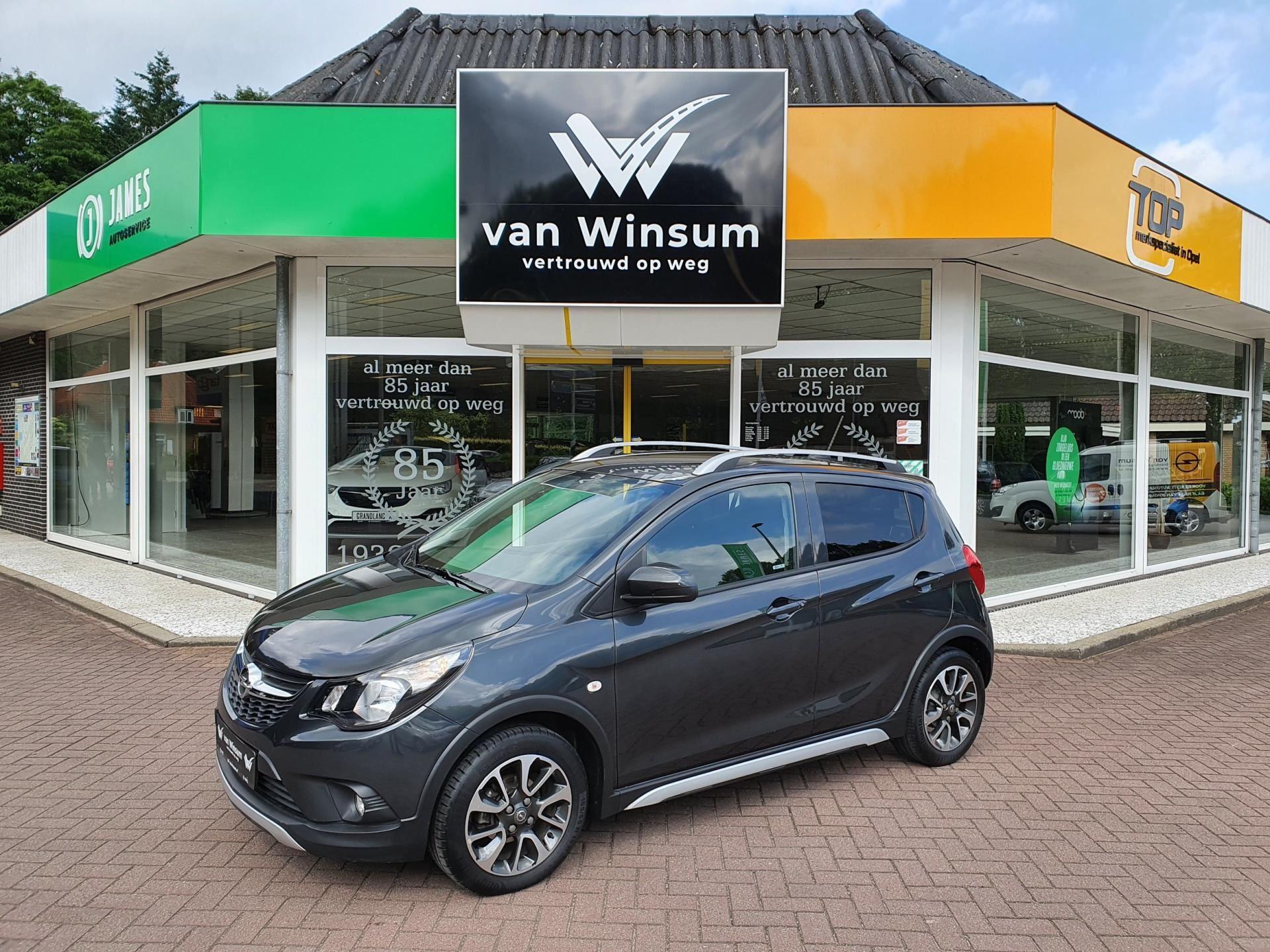 Opel KARL occasion - Autobedrijf G. Van Winsum B.V.