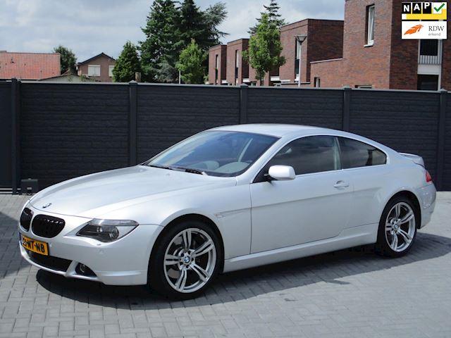 BMW 6-serie 645Ci S AUT ORG NL 107DKM