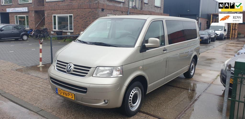 Volkswagen Transporter occasion - Ken de Klerk Auto's