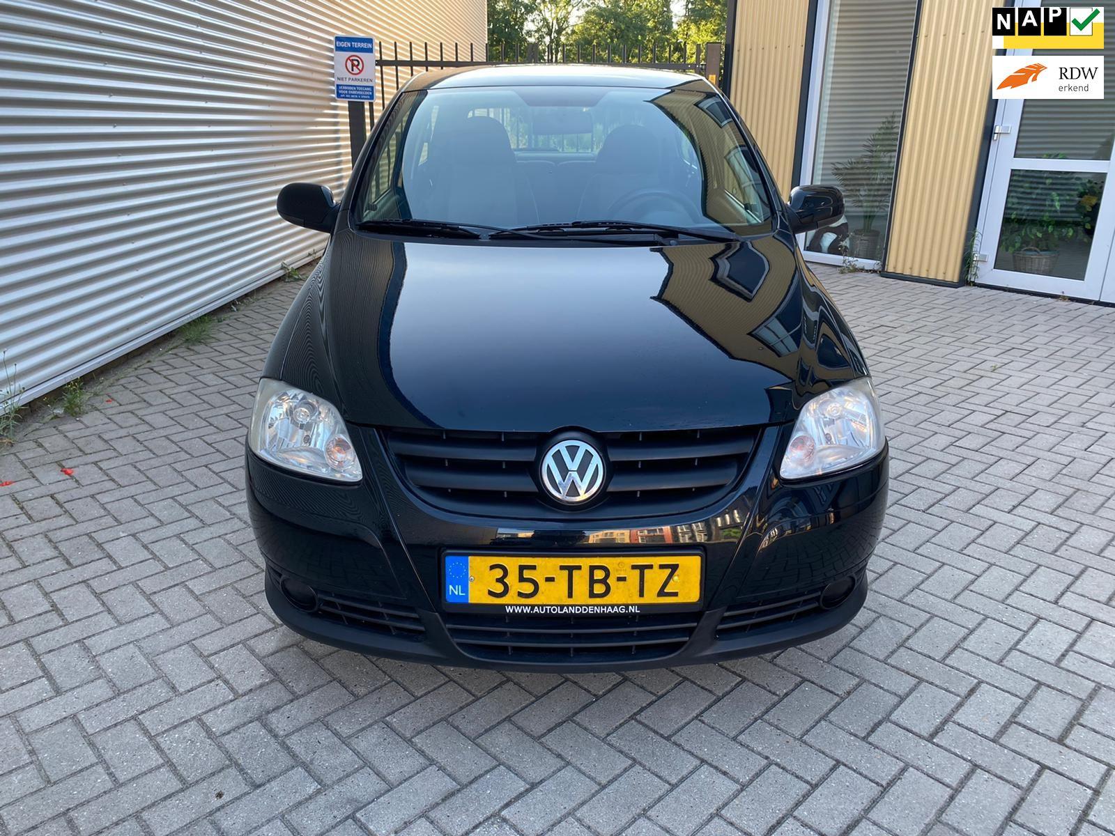 Volkswagen Fox occasion - Autoland Den Haag