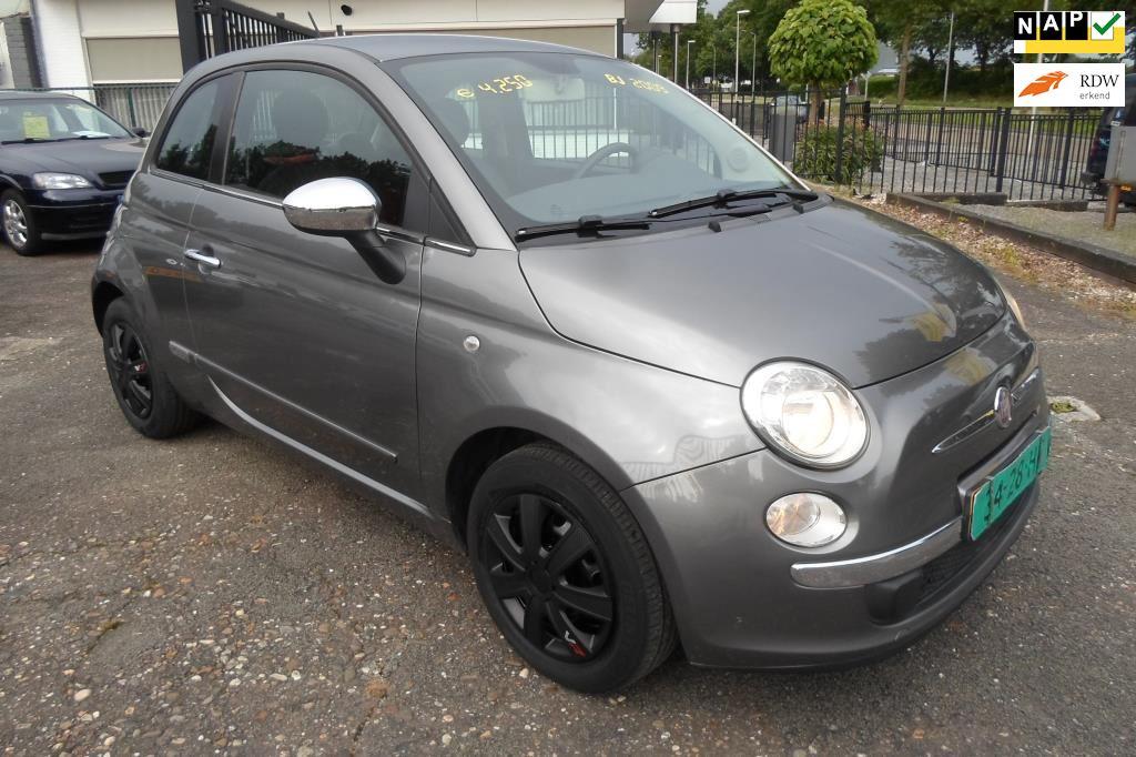 Fiat 500 occasion - FK auto's