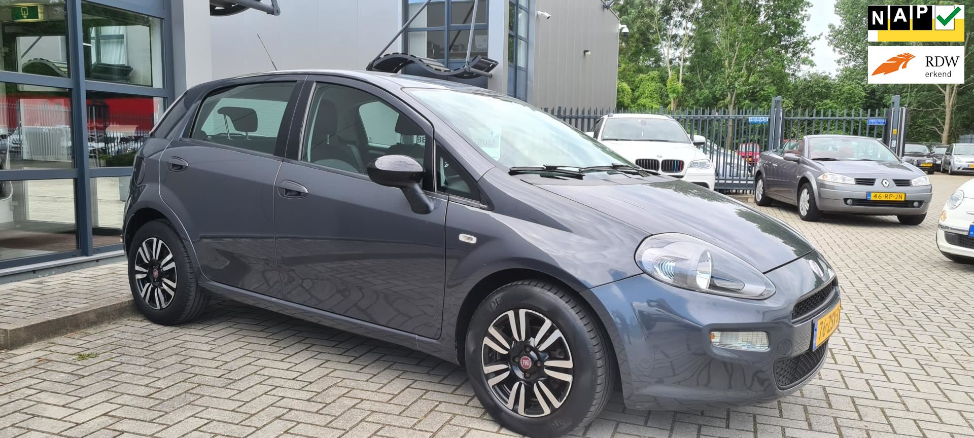 Fiat Punto Evo occasion - Weerterveld Auto's