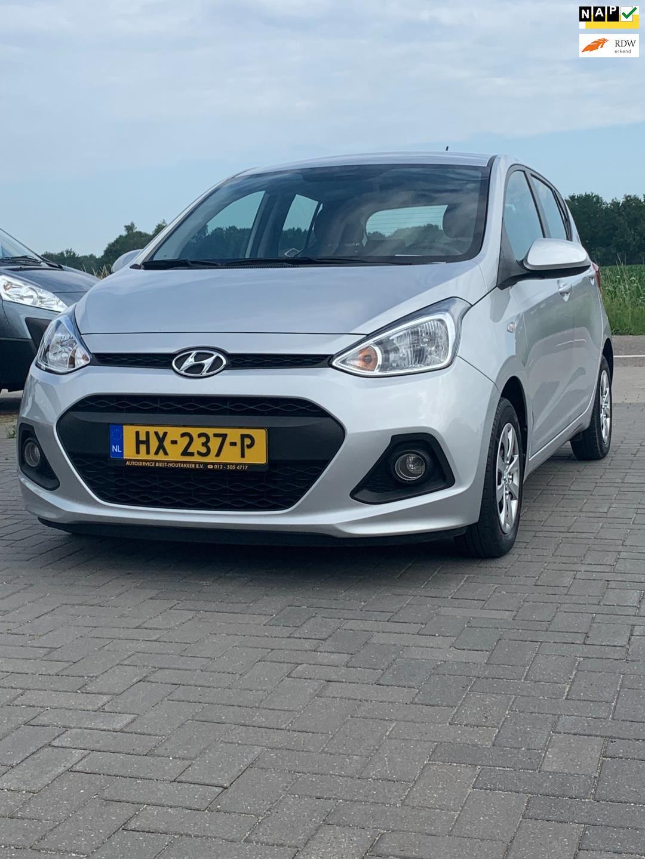 Hyundai I10 occasion - Autoservice Biest Houtakker