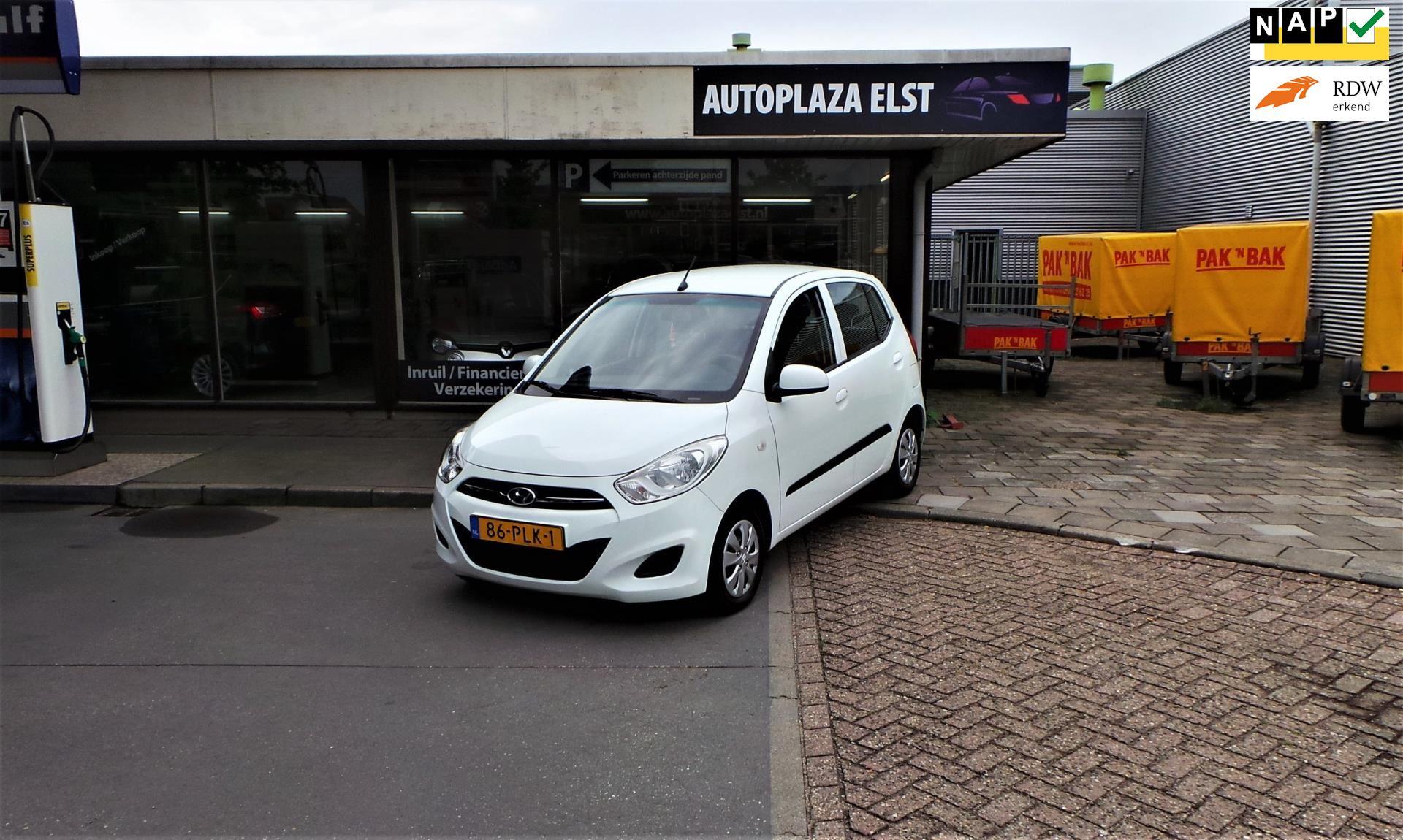 Hyundai I10 occasion - Autoplaza Elst