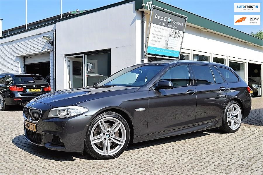 BMW 5-serie Touring occasion - D van E BMW Occasions