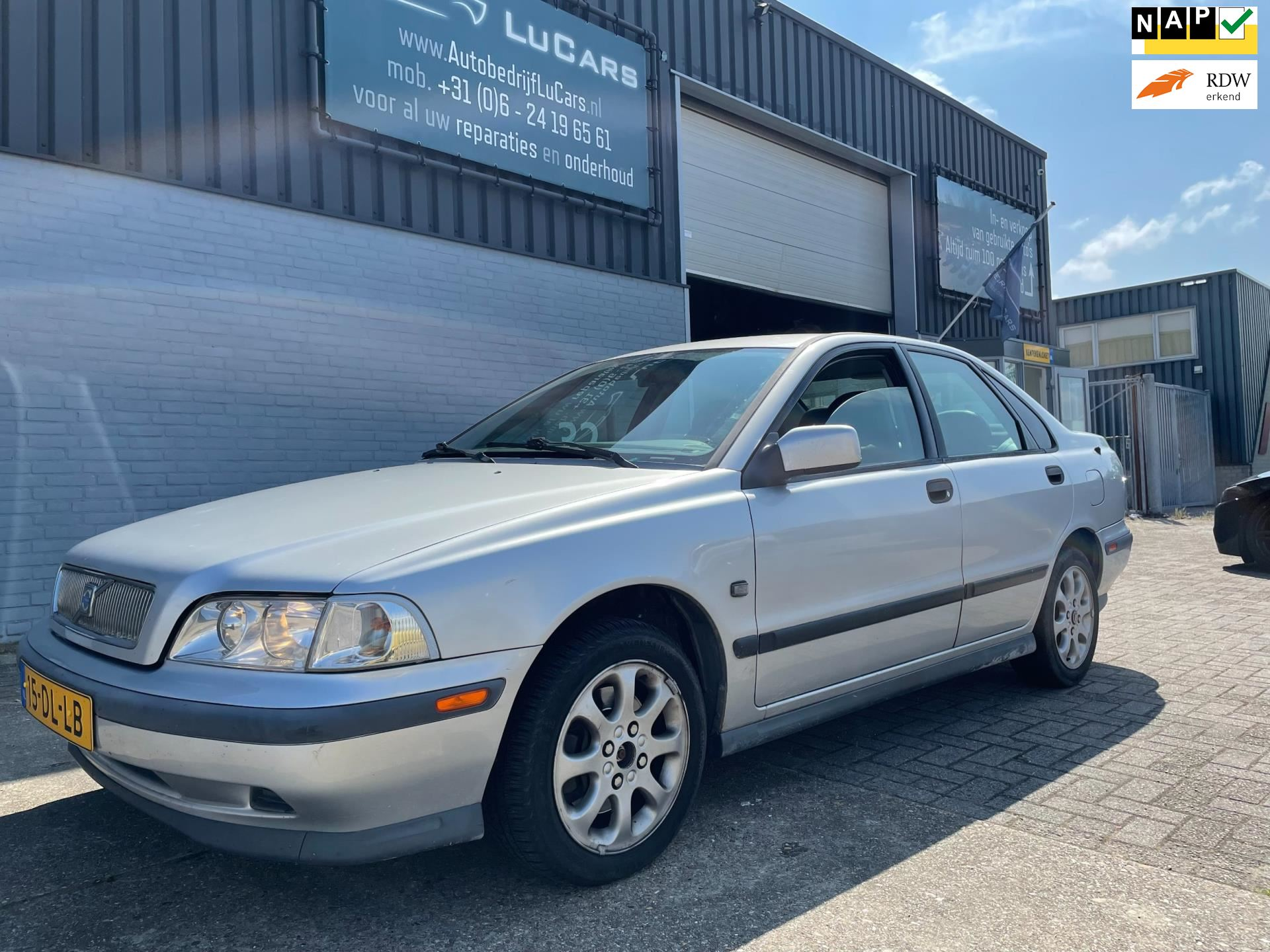 Volvo S40 occasion - LuCars