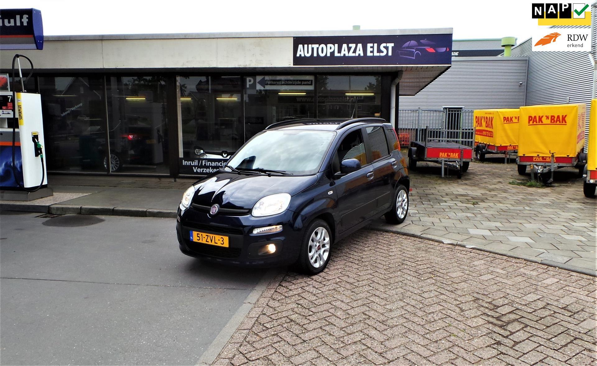 Fiat Panda occasion - Autoplaza Elst