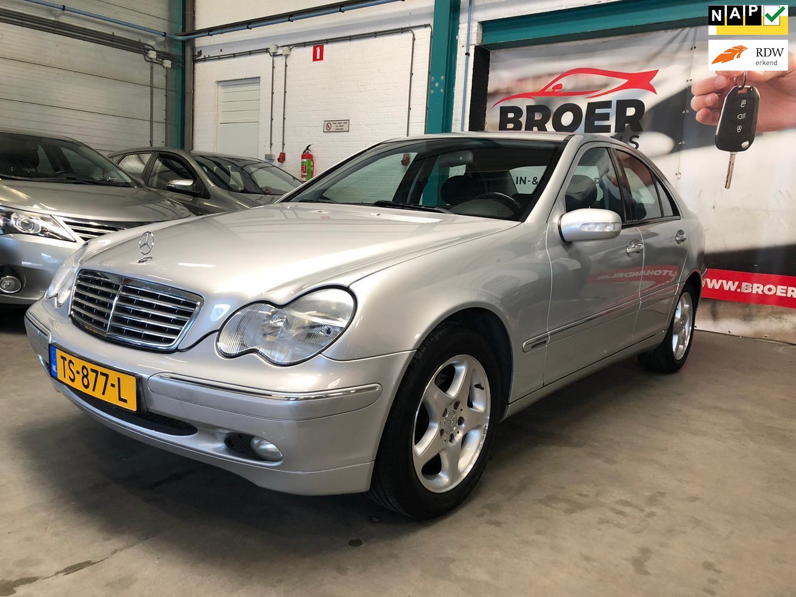 Mercedes-Benz C-klasse occasion - Broer Autohandel