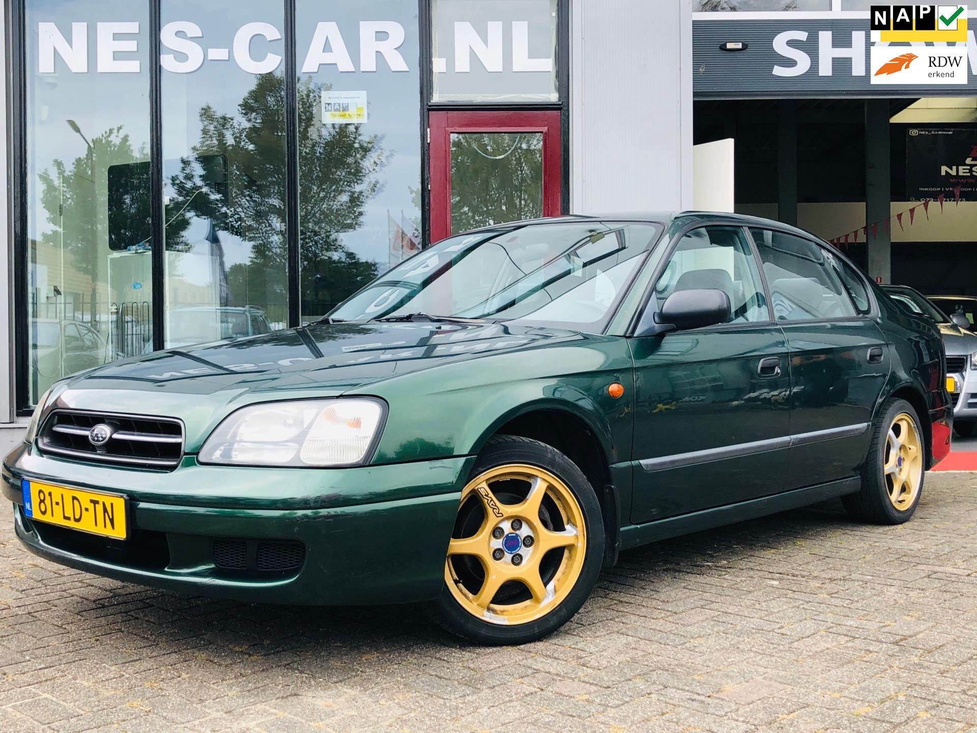 Subaru Legacy occasion - Nescar