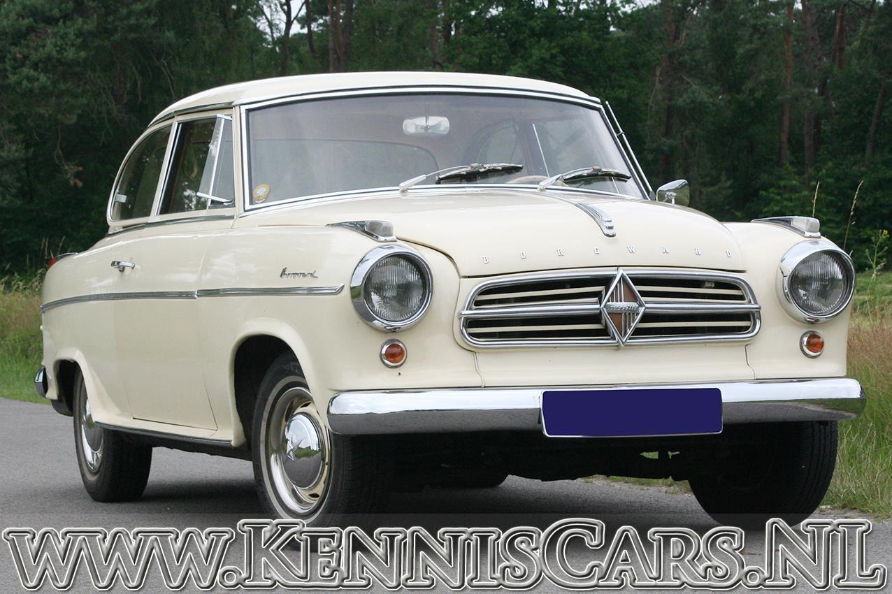 Borgward 1962 Isabella TS 2 Door occasion - KennisCars.nl