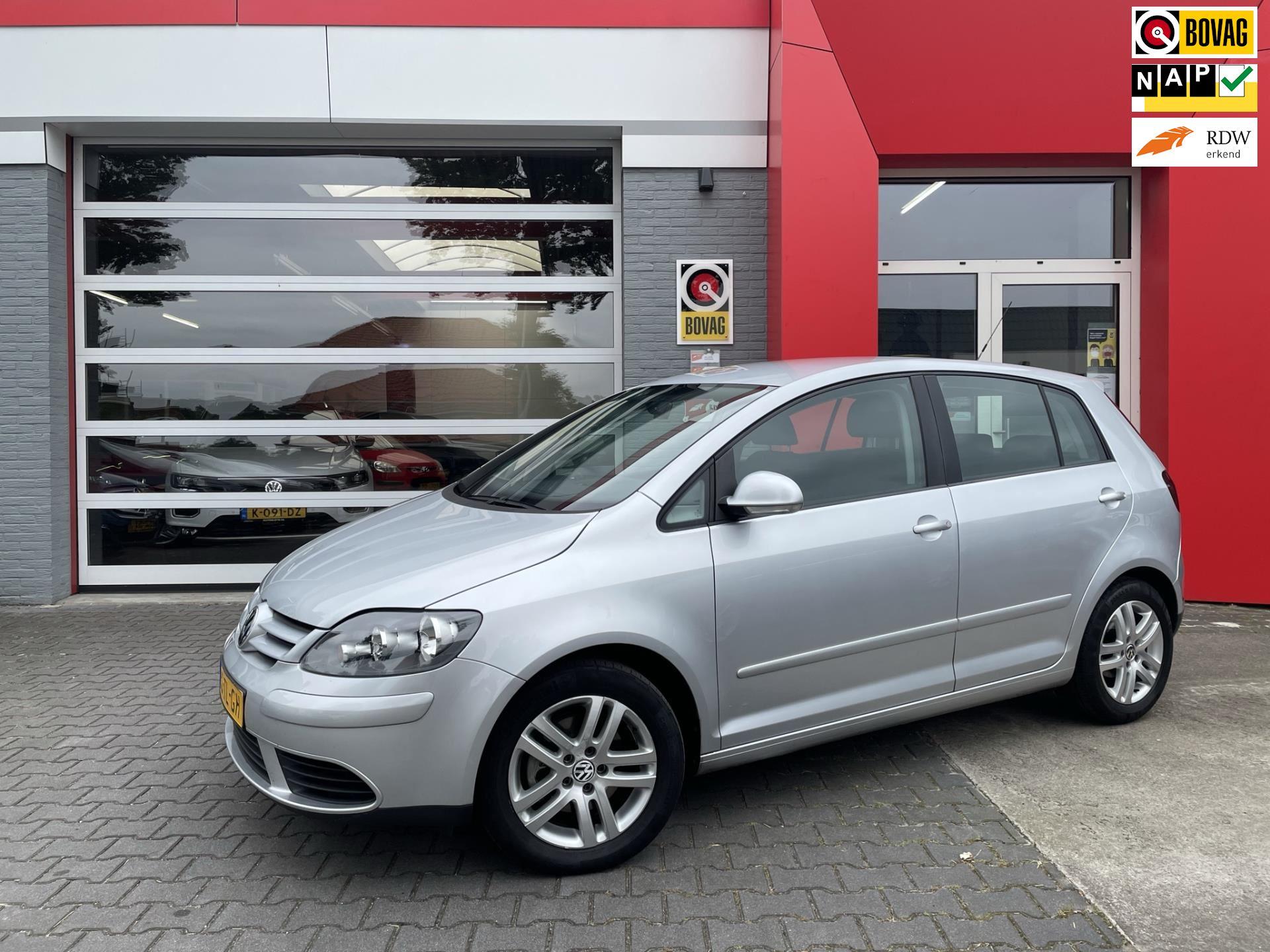 Volkswagen Golf Plus occasion - Autobedrijf Slots BV