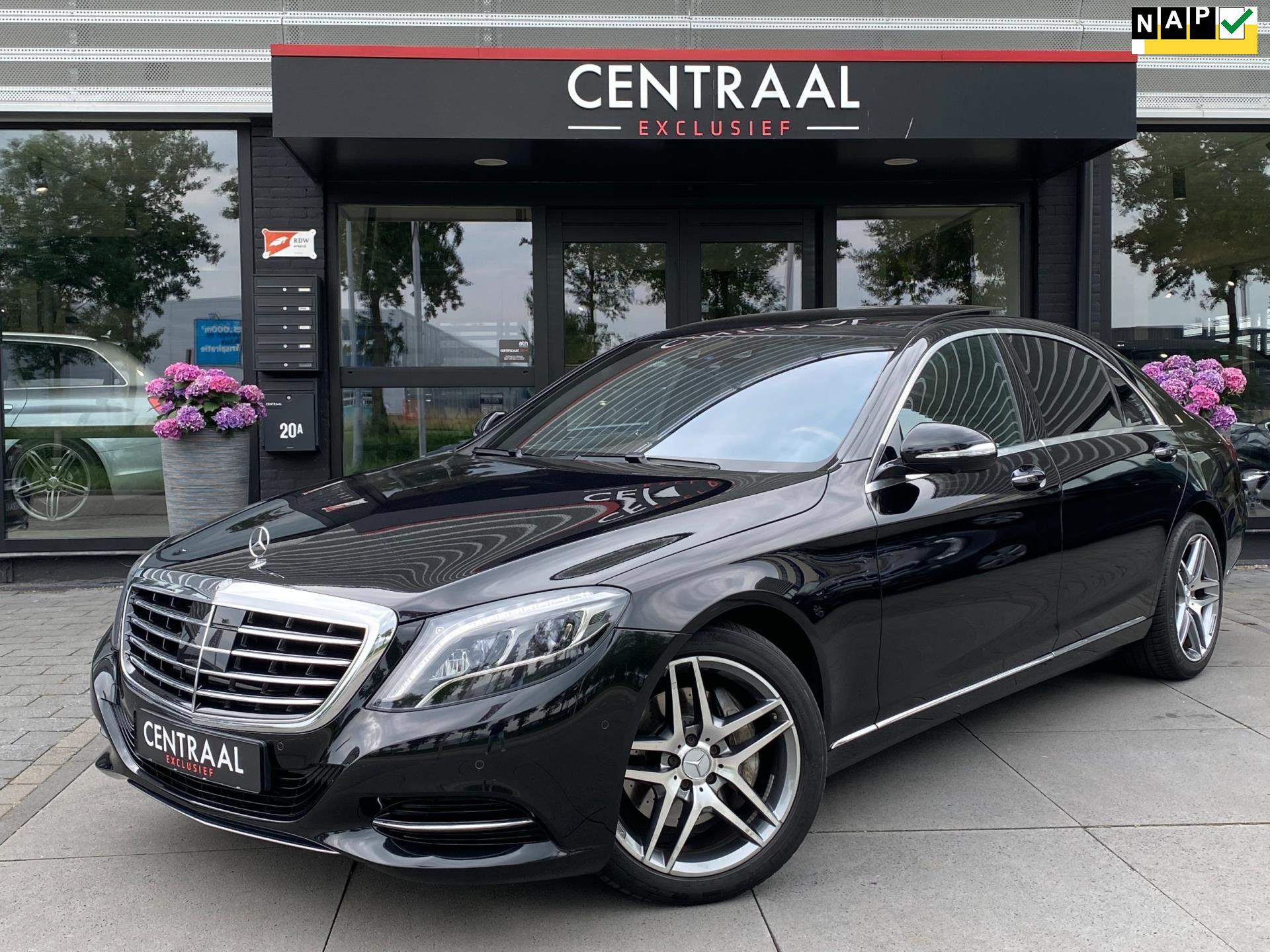 Mercedes-Benz S-klasse occasion - Centraal Exclusief B.V.