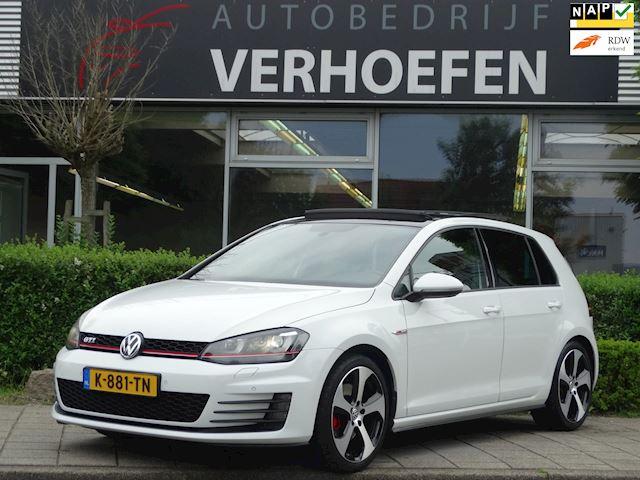 Volkswagen Golf 2.0 TSI GTI - PANORAMA - DSG - VOL DEALER ONDERHOUDEN - XENON - GARANTIE !