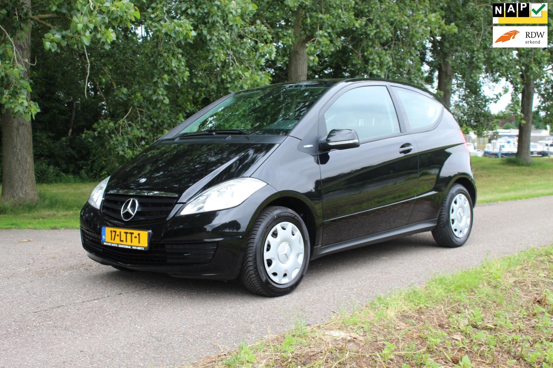 Mercedes-Benz A-klasse occasion - Van Vliet Auto's
