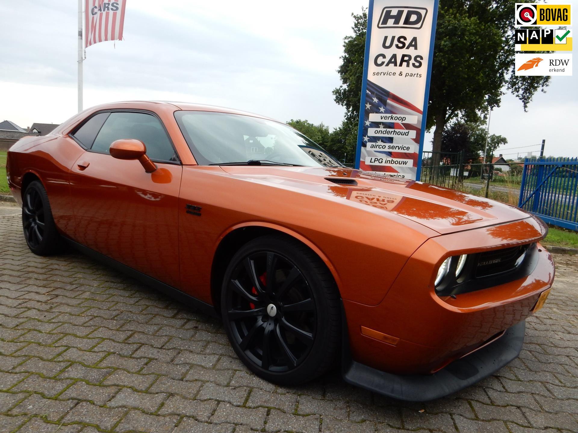 Dodge CHALLENGER SRT occasion - HD USA CARS