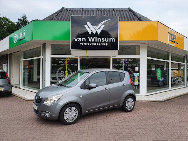 Opel Agila 1.2 EDITION - AUTOMAAT, 1e EIGENAAR, DOOR ONS NIEUW GELEVERD.
