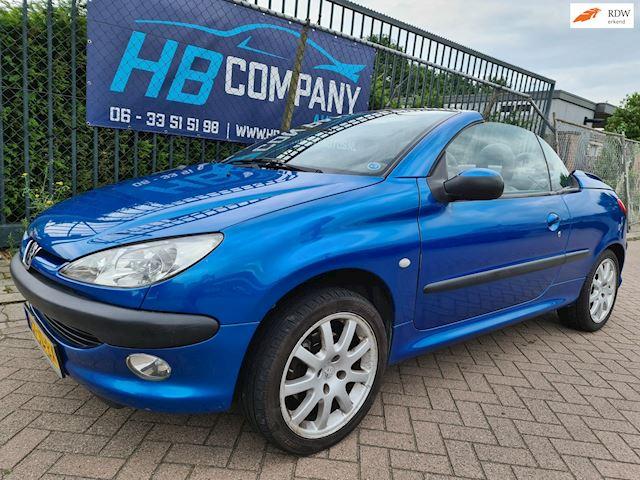 Peugeot 206 CC 1.6-16V Cabrio | Nieuwe APK | Trekhaak