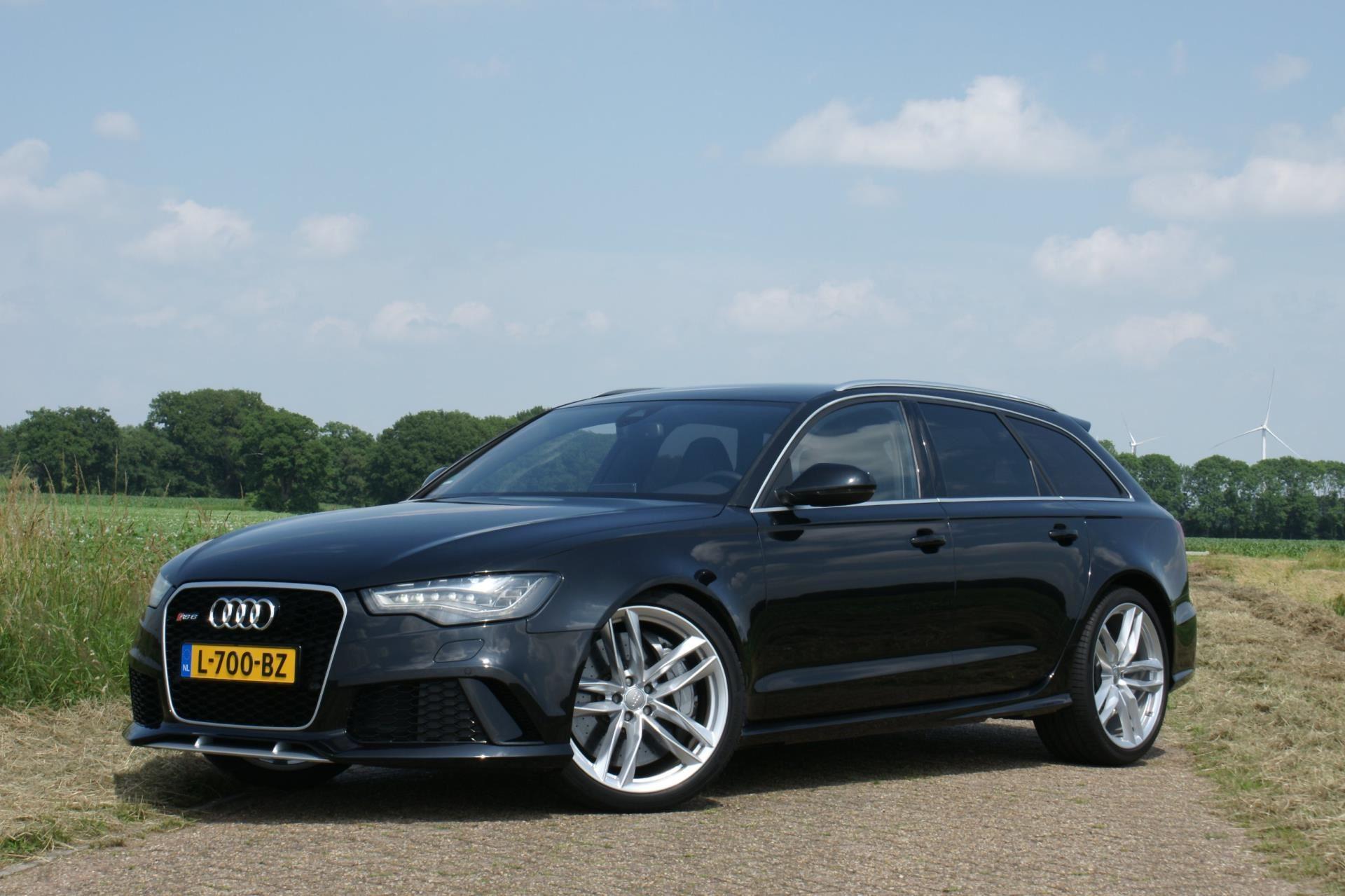 Audi RS6 Avant occasion - Autobedrijf Tromp v.o.f.