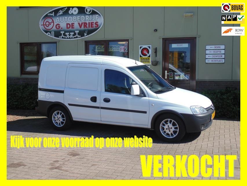 Opel Combo occasion - Autobedrijf Gerrit de Vries