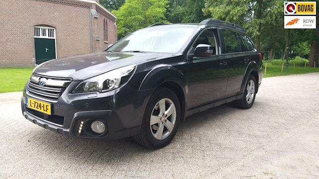 Subaru Outback 2.5i-X Luxury