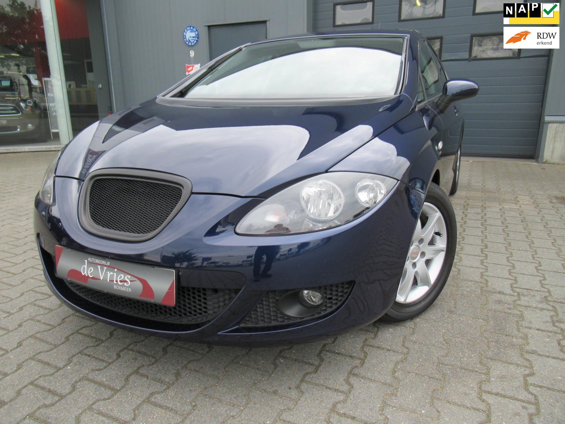Seat Leon occasion - Autobedrijf de Vries Boxmeer
