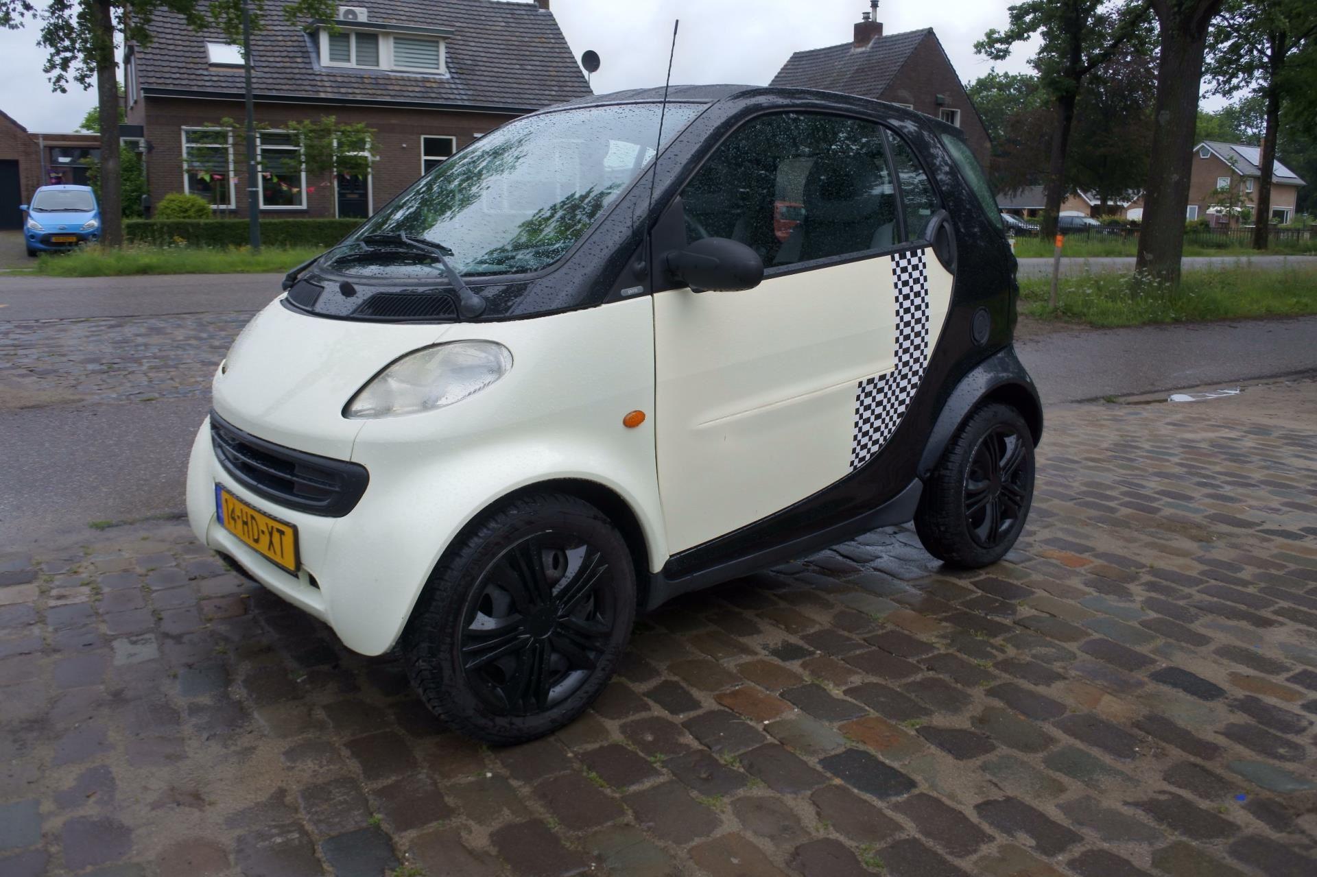 Smart City-coupé occasion - Van Keulen Auto's