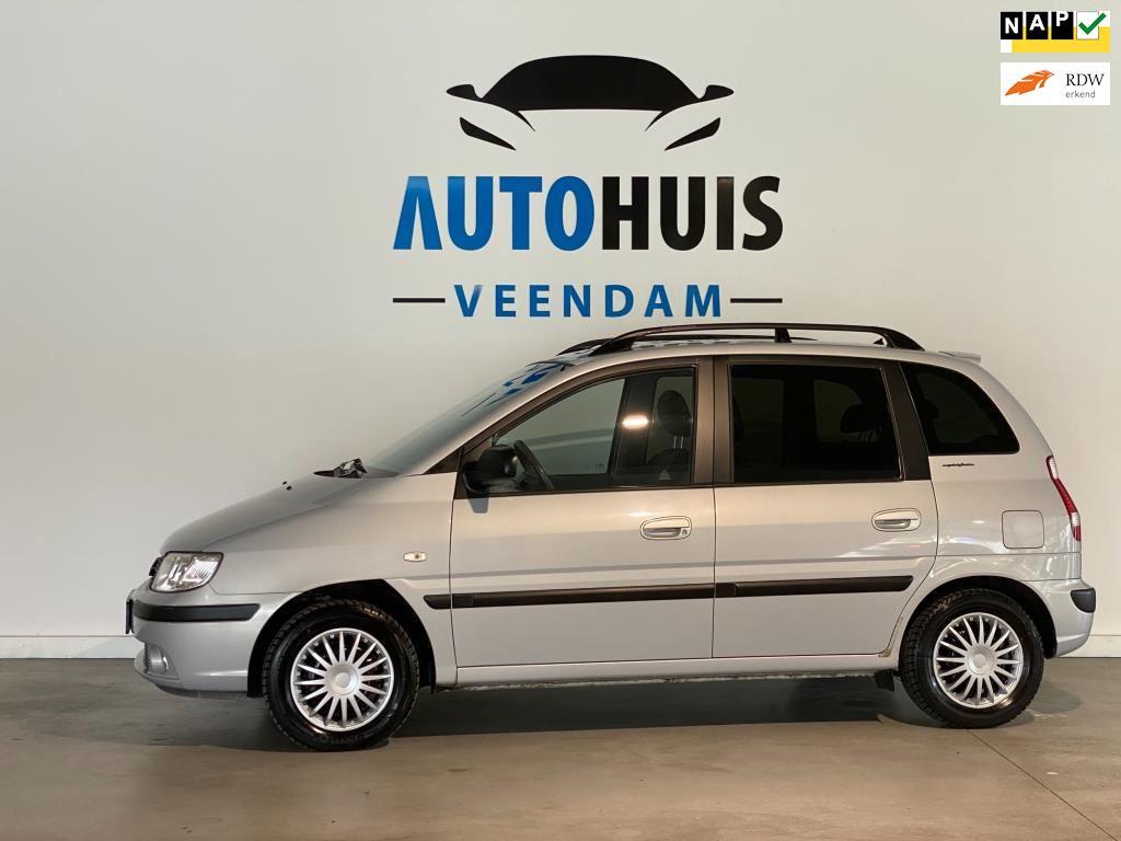 Hyundai Matrix occasion - Autohuis Veendam