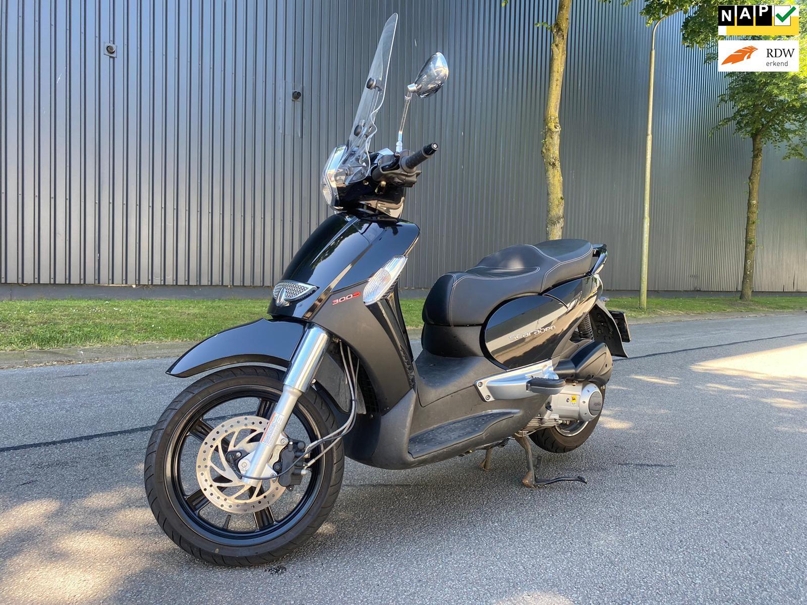 Aprilia Scooter occasion - Autohandel Honing