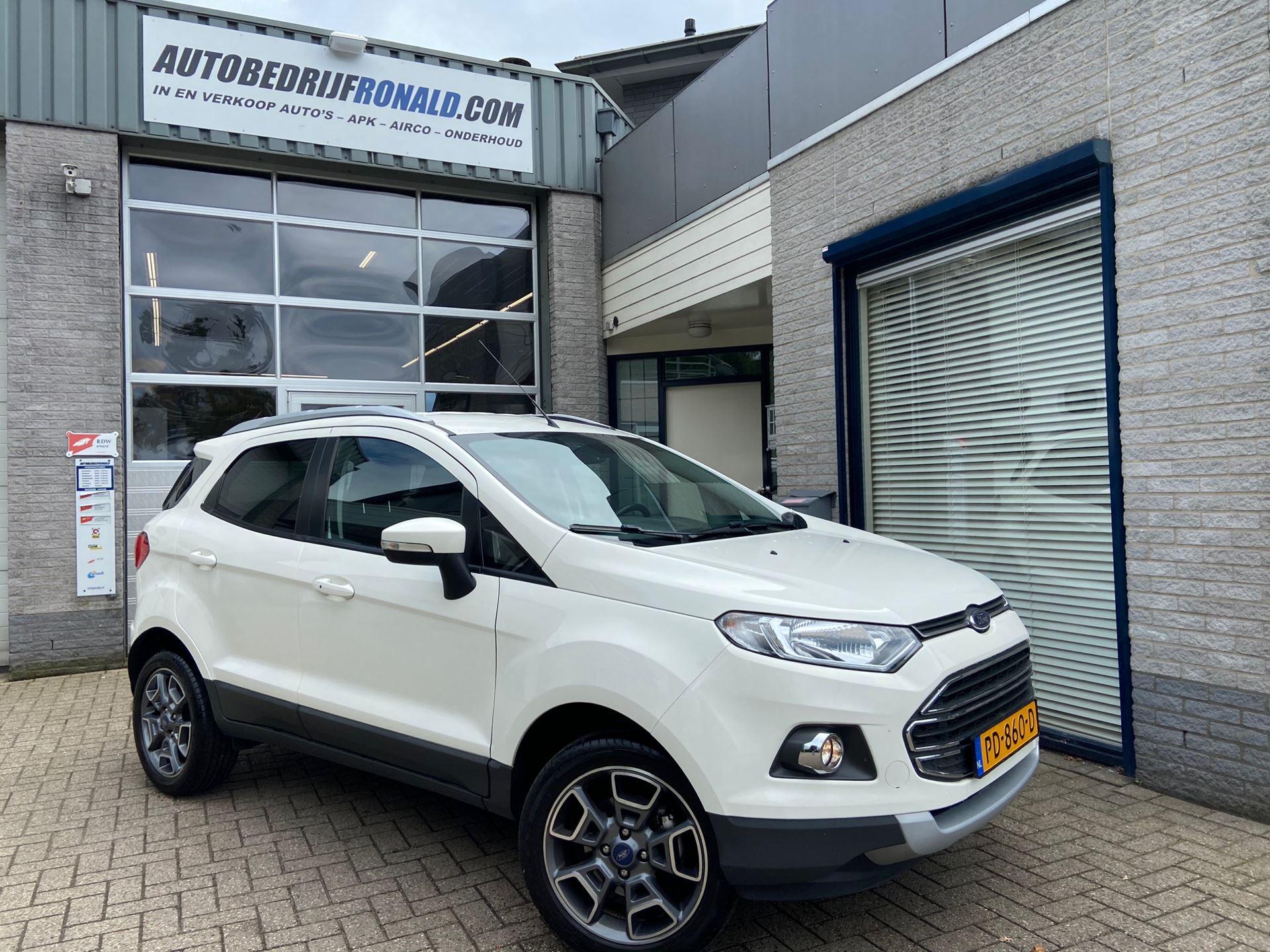 Ford EcoSport occasion - Autobedrijf Ronald