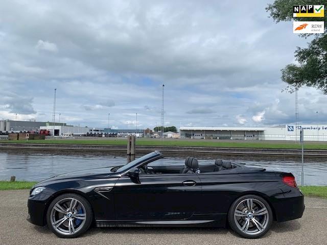 BMW 6-serie Cabrio M6 Aut, Headup, Top View, Bang en Olufsen