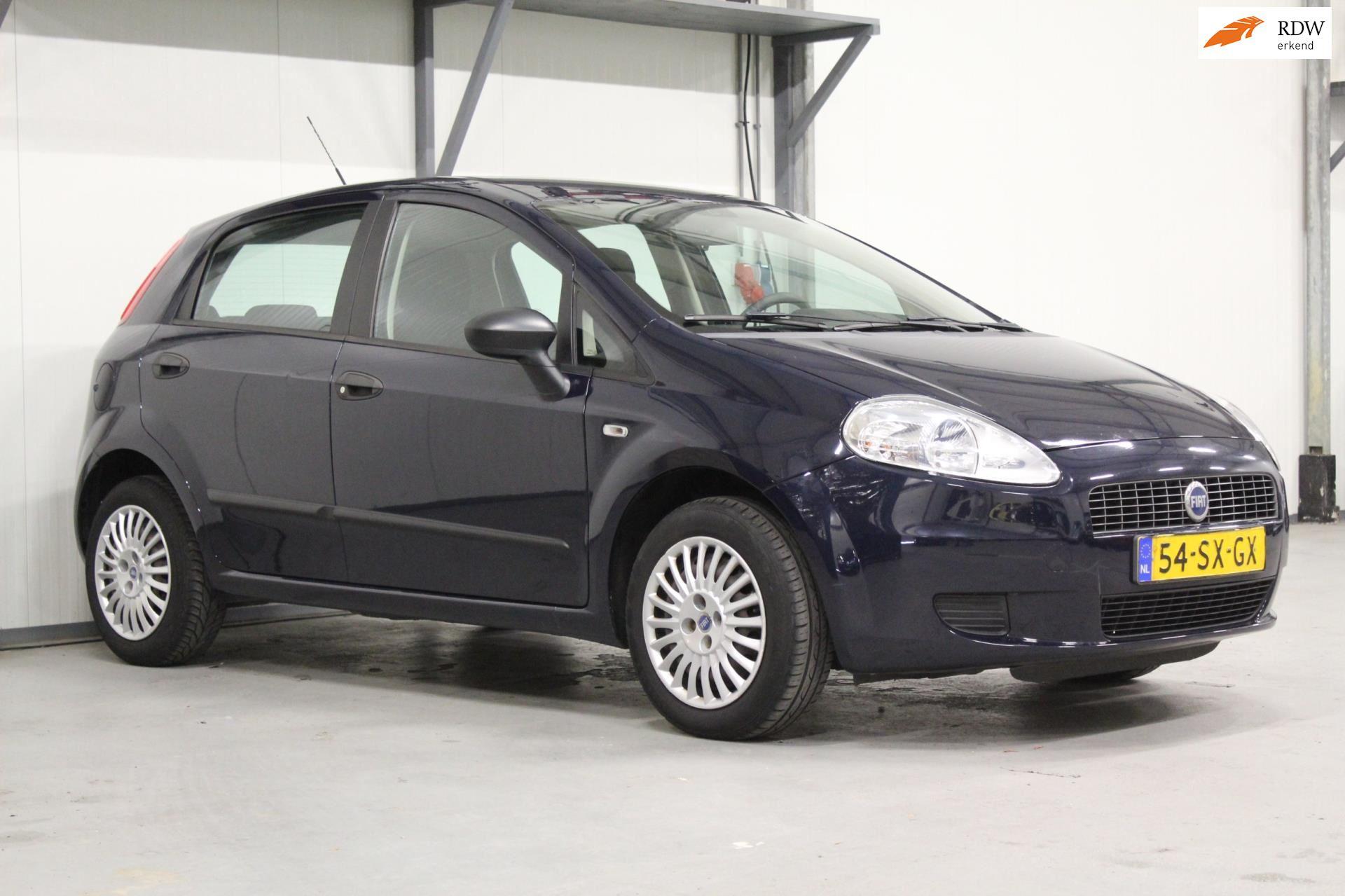 Fiat Grande Punto occasion - Gerrit Vos Auto's