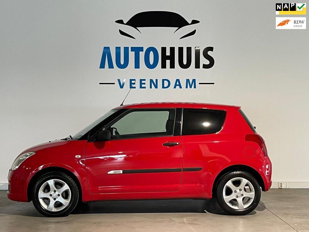 Suzuki Swift occasion - Autohuis Veendam