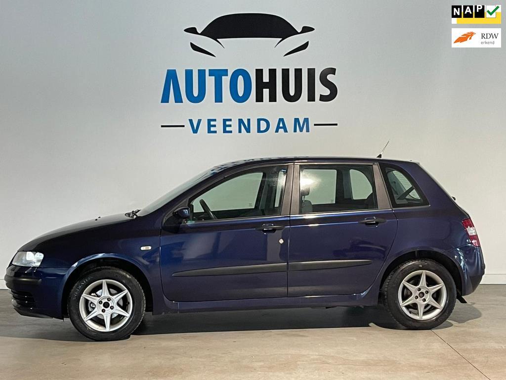 Fiat Stilo occasion - Autohuis Veendam
