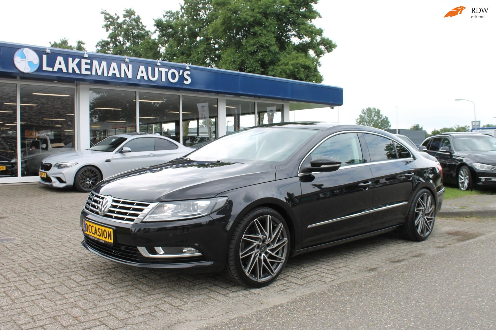 Volkswagen CC occasion - Lakeman auto's Almere B.V.