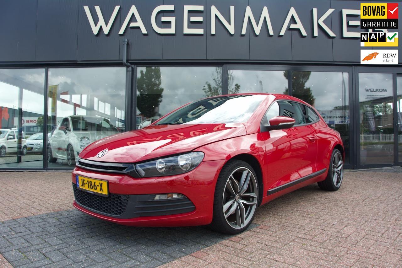 Volkswagen Scirocco occasion - Wagenmaker Auto's
