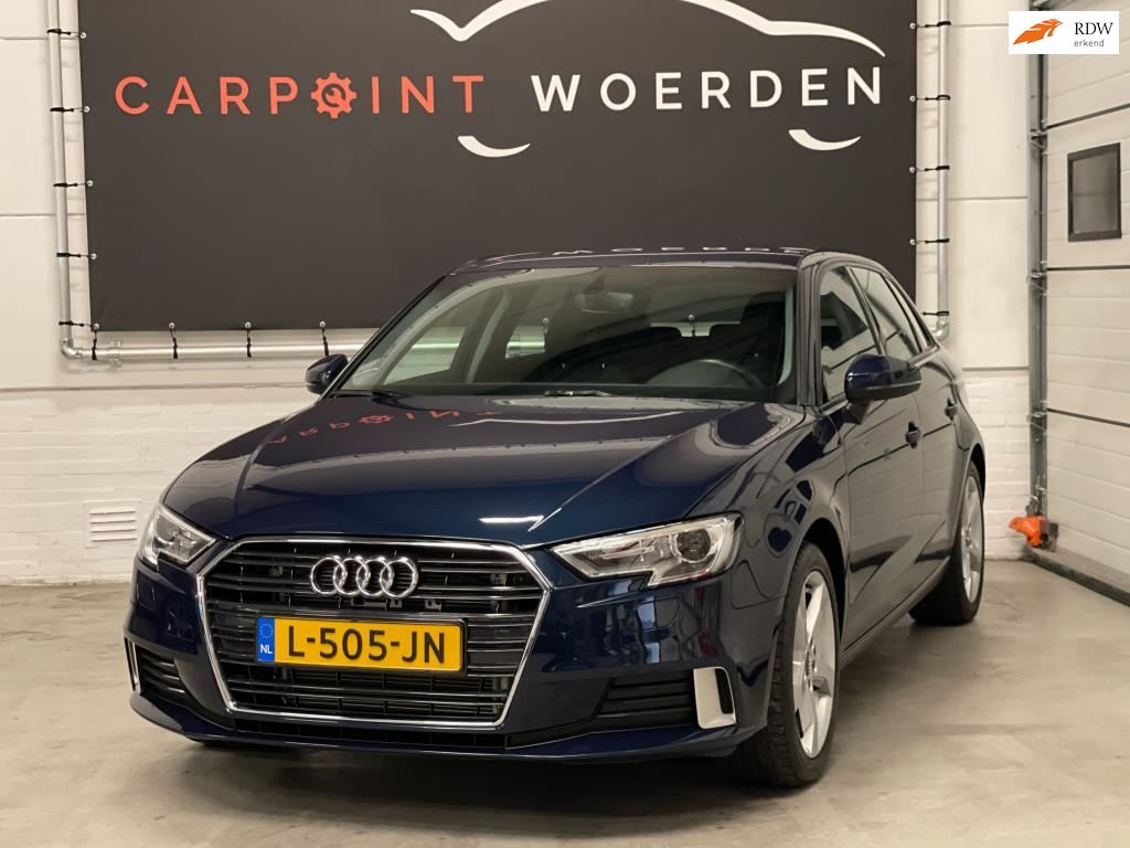 Audi A3 Sportback occasion - Carpoint Woerden