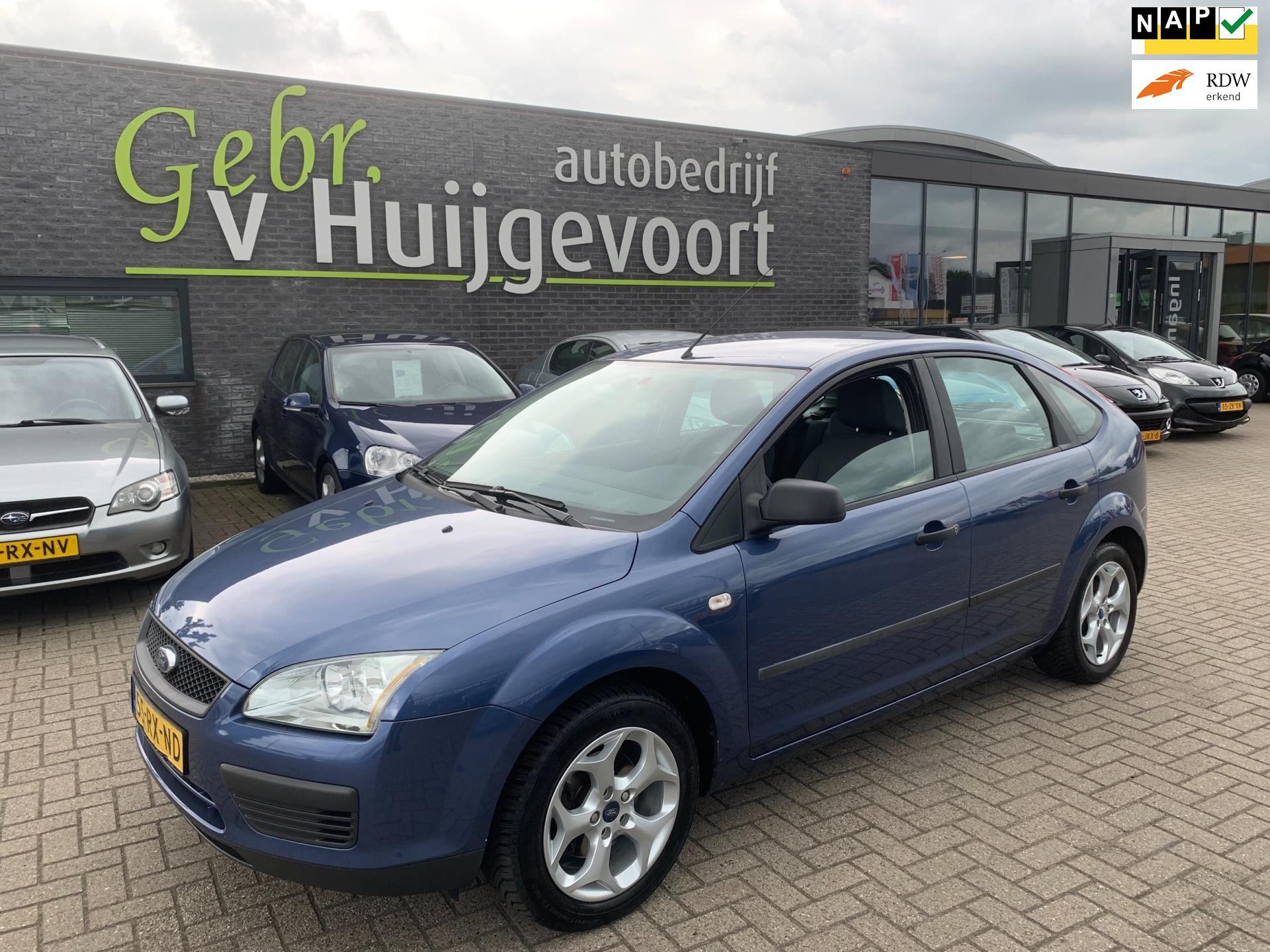 Ford Focus occasion - Autobedrijf van Huijgevoort
