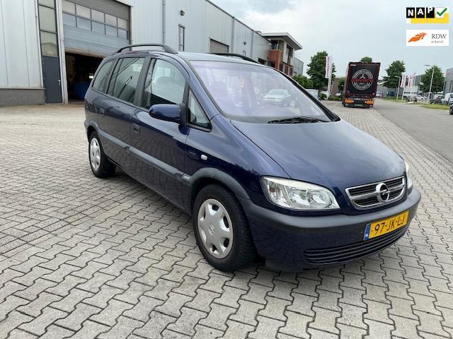Opel Zafira 1.6-16V Comfort/airco 7 persoon
