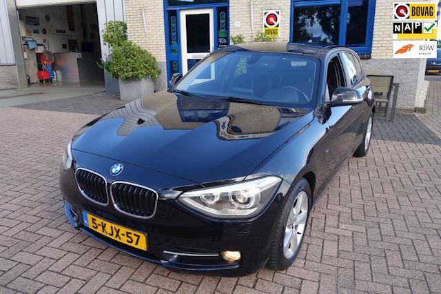 BMW 1-serie occasion - Autobedrijf E.J. Rooy
